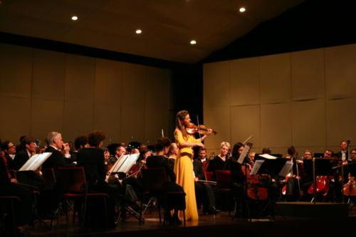 Solist Violin Rosanne Philippens