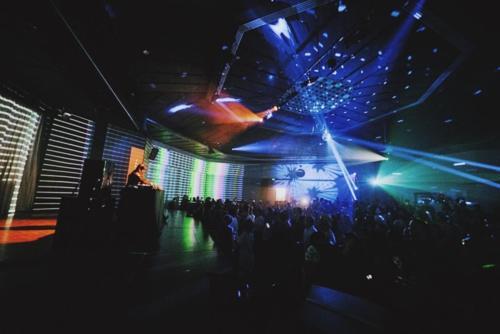 Erasmus Huis EDM Club Night First Edition